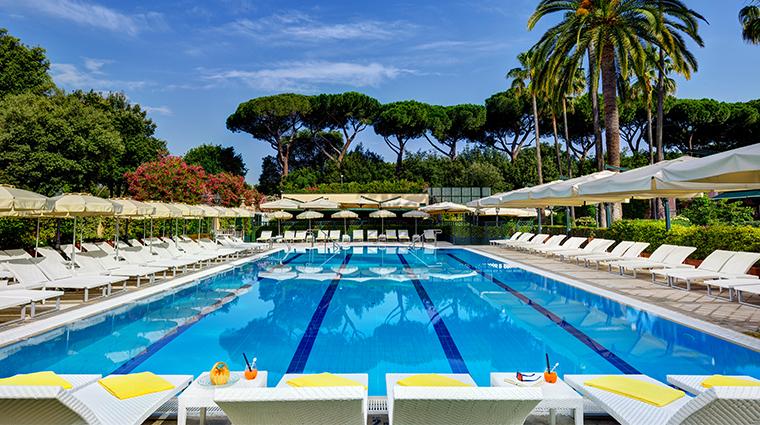 parco dei principi grand hotel spa pool day