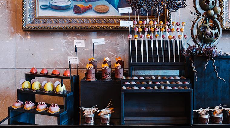 park 75 dessert bar
