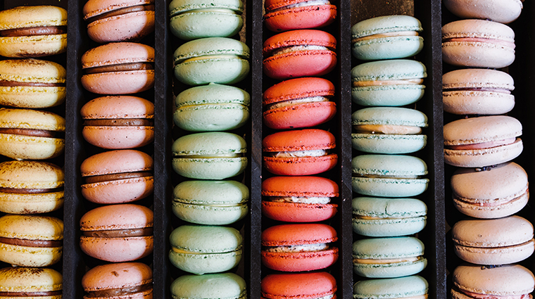 park 75 macaroons