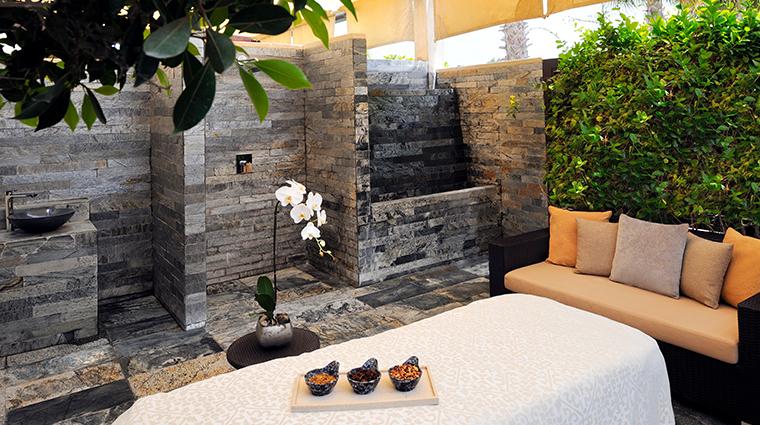 park hyatt abu dhabi hotel and villas Atarmia Spa Terrace Treatment Room