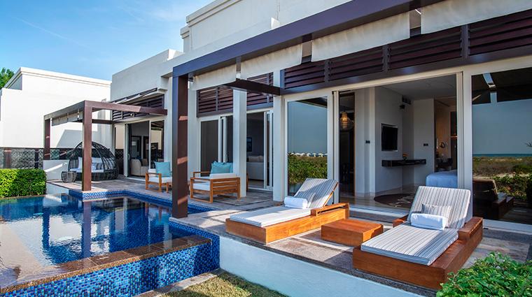 park hyatt abu dhabi hotel and villas Executive Villa Pool