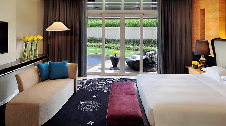 park hyatt abu dhabi hotel and villas Royal Villas Master Bedroom