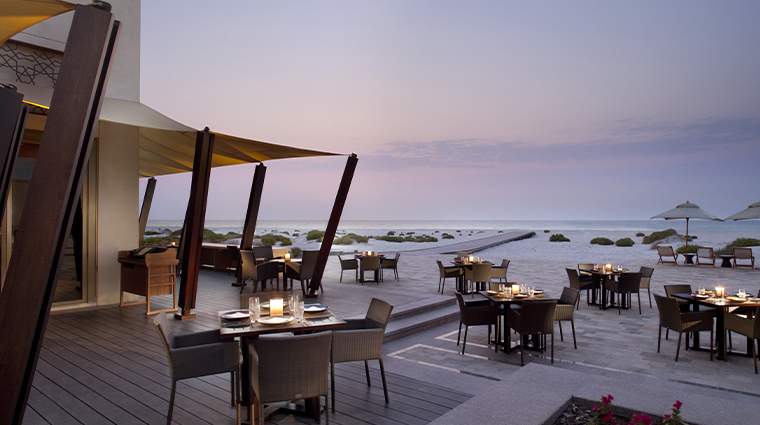 park hyatt abu dhabi hotel and villas beach house sunset