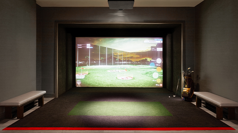 park hyatt aviara resort Topgolf Swing Suite