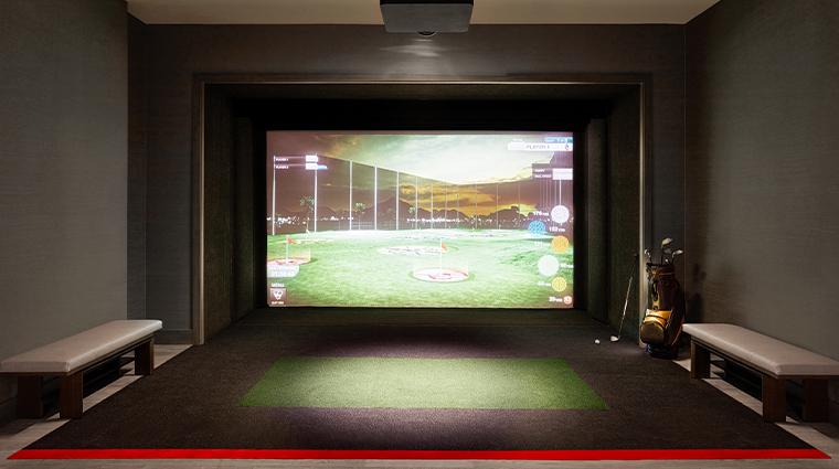 park hyatt aviara resort Topgolf Swing Suite