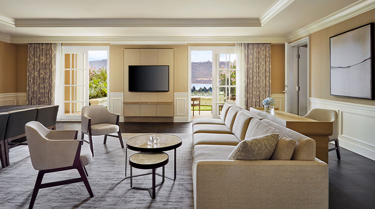 park hyatt aviara resort new arnold palmer suite