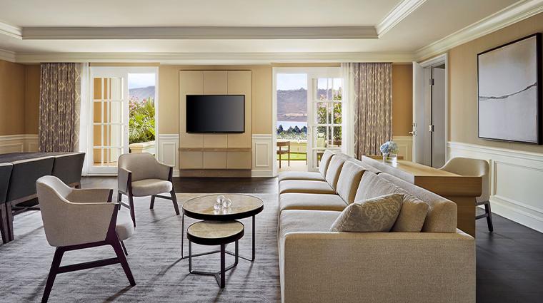 park hyatt aviara resort new arnold palmer suite