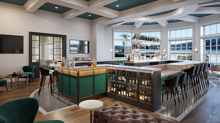 park hyatt aviara resort new clubhouse bar