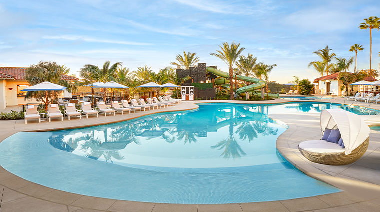 park hyatt aviara resort new family pool