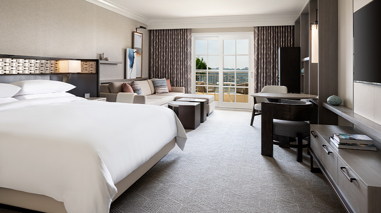 park hyatt aviara resort new king guestroom