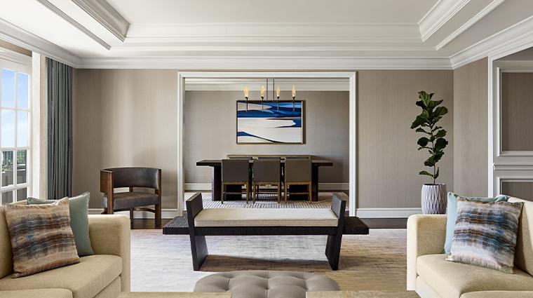 park hyatt aviara resort new presidential suite