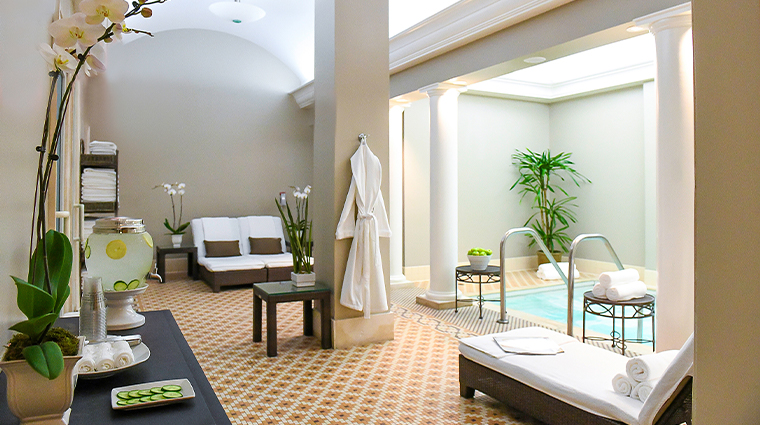 park hyatt aviara resort spa whirlpool area