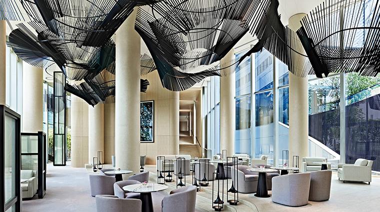 park hyatt bangkok lobby lounge