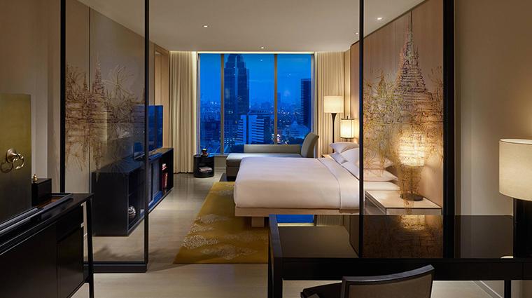 park hyatt bangkok room
