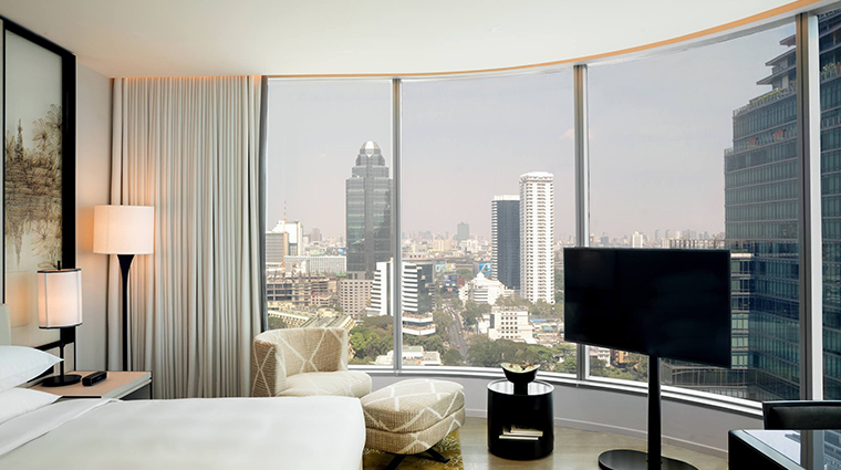 park hyatt bangkok suite view