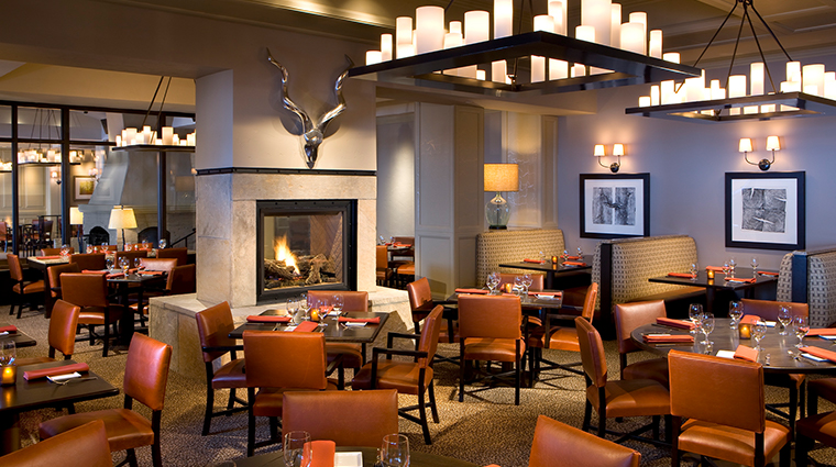 park hyatt beaver creek resort and spa dining room