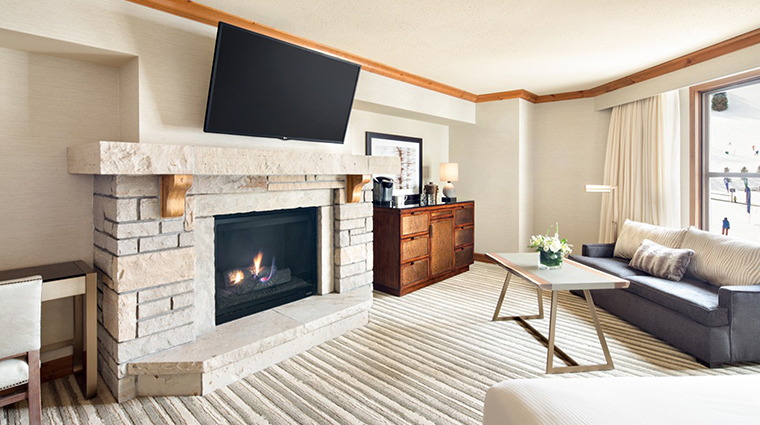 park hyatt beaver creek resort and spa fireside suite