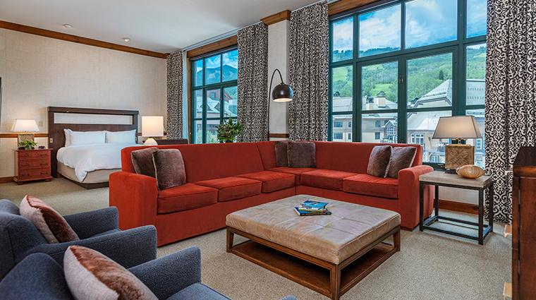 park hyatt beaver creek resort and spa mount lincoln suite