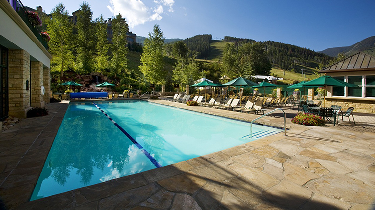 park hyatt beaver creek resort and spa pool