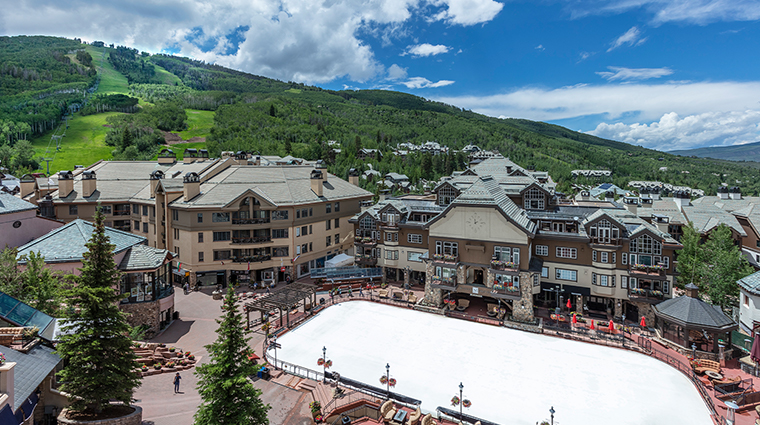 park hyatt beaver creek resort and spa village summer