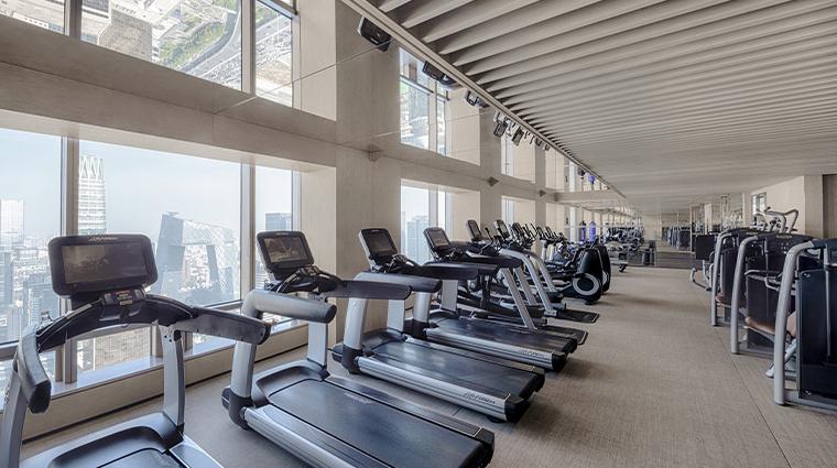 park hyatt beijing fitness center