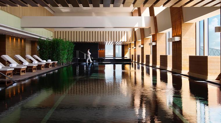 park hyatt beijing swimming pool