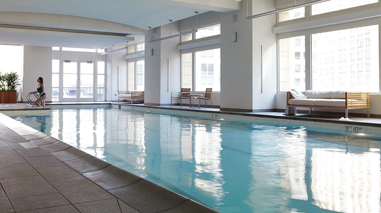 park hyatt chicago pool