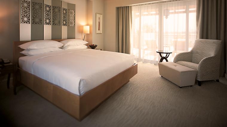 park hyatt dubai park terrace suite bedroom