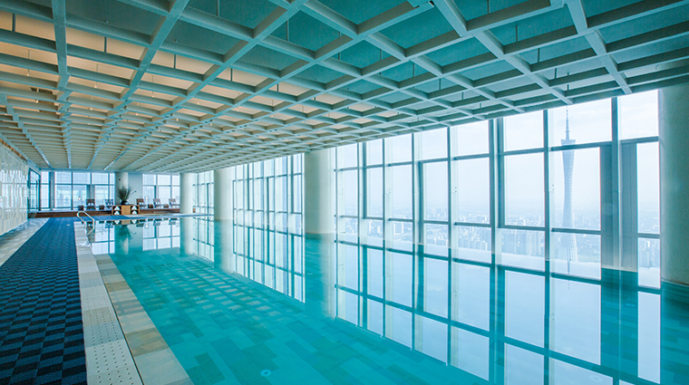 park hyatt guangzhou pool