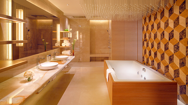 park hyatt guangzhou suite bathroom tub