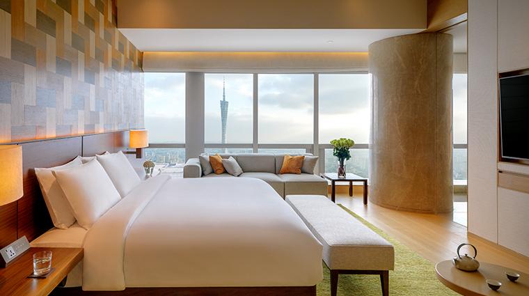 park hyatt guangzhou suite view