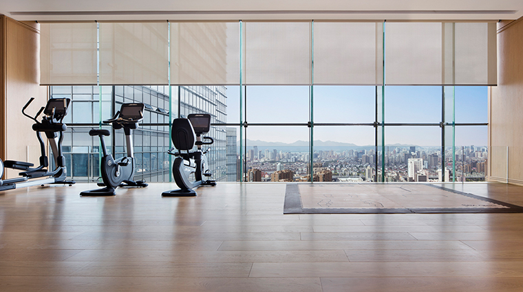park hyatt hangzhou fitness center
