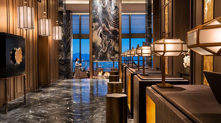 park hyatt hangzhou lobby