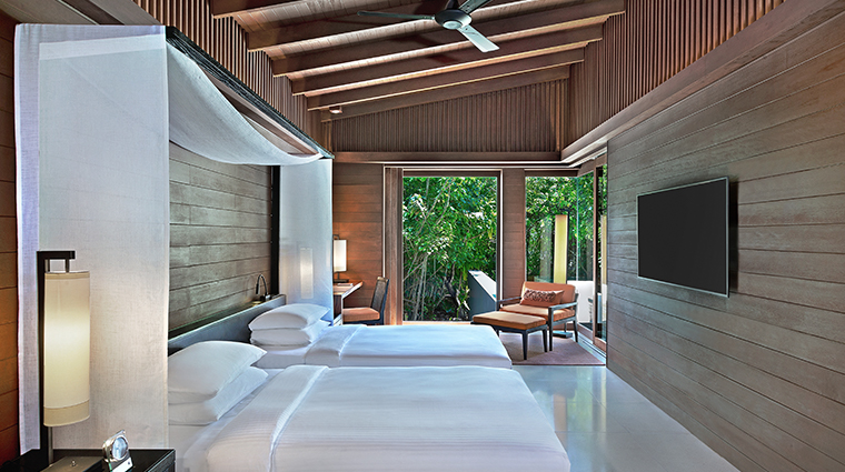 park hyatt maldives hadahaa park pool villa twin