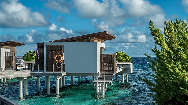 park hyatt maldives hadahaa park water villa exterior
