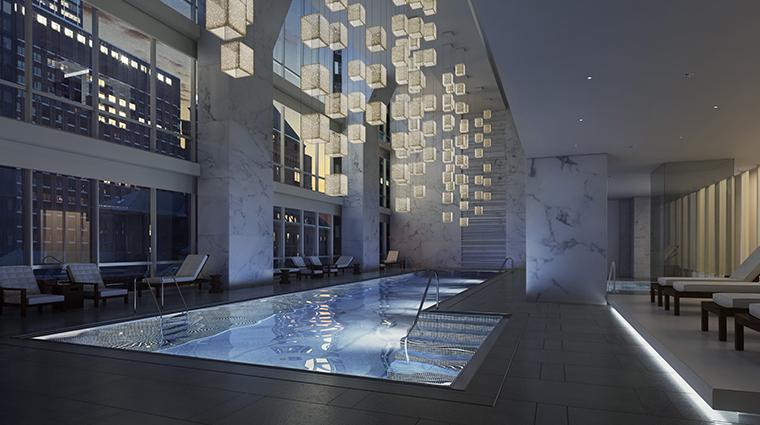 park hyatt new york night pool