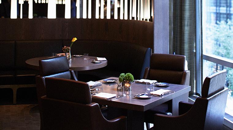 park hyatt new york restaurant table