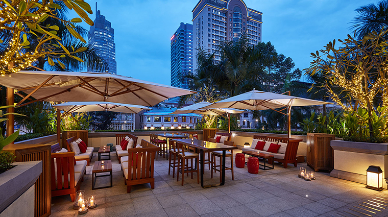 park hyatt saigon square one terrace