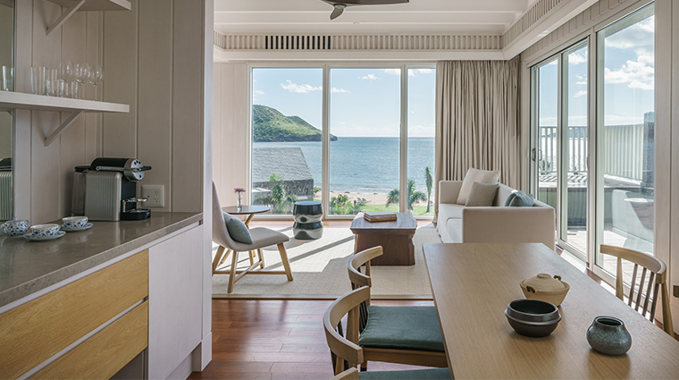 park hyatt saint kitts christophe harbour living room