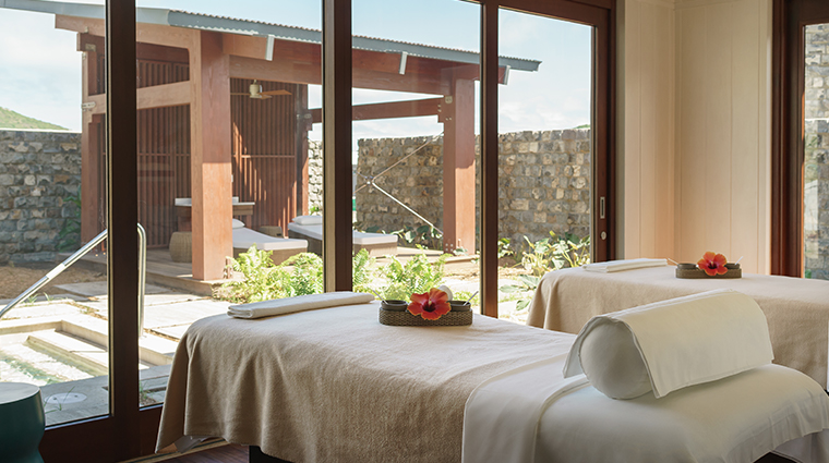 park hyatt saint kitts christophe harbour spa treatment room