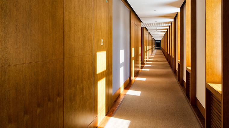 park hyatt sanya sunny bay resort corridor
