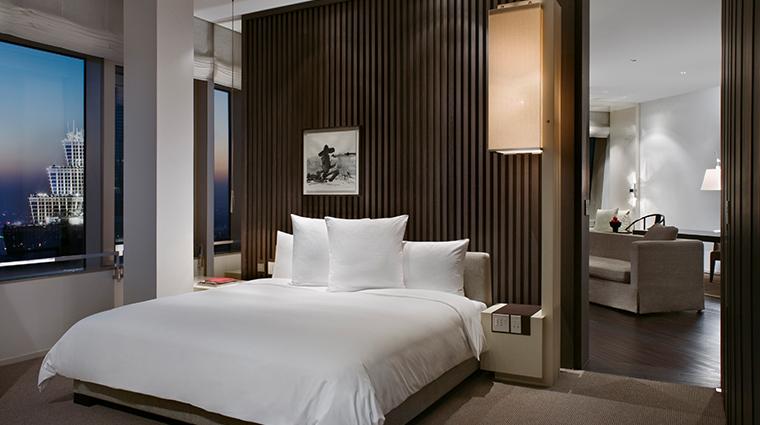 park hyatt shanghai guestroom