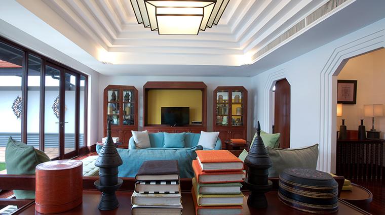 park hyatt siem reap living room