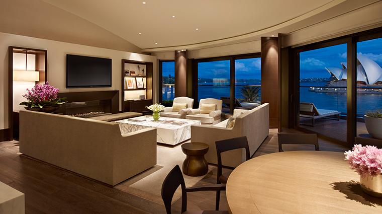 park hyatt sydney sydney suite lounge