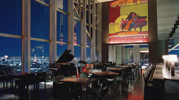 Park Hyatt Tokyo bar