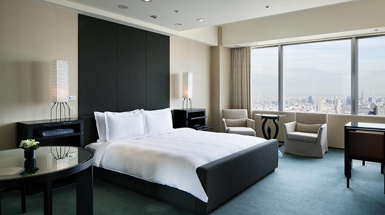 Park Hyatt Tokyo bedroom