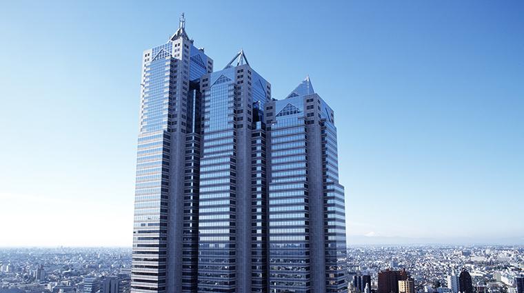Park Hyatt Tokyo exterior