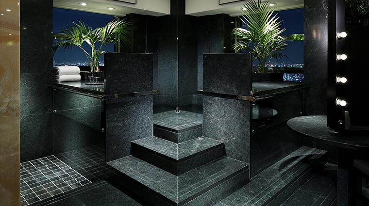 Park Hyatt Tokyo suite bathroom
