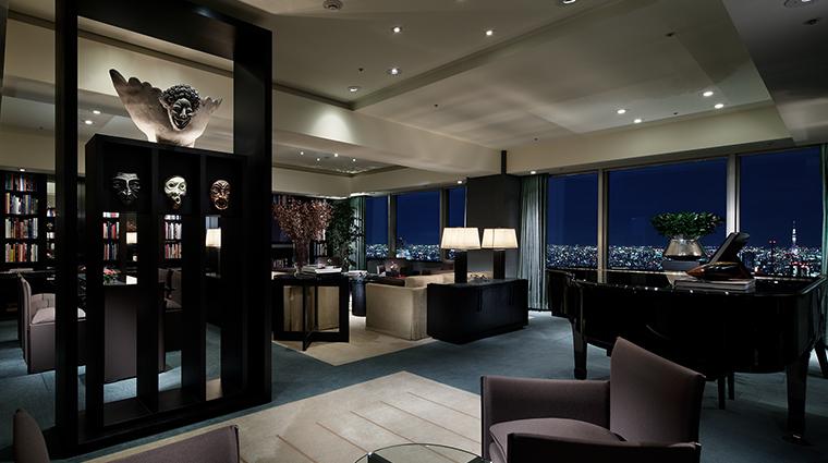 Park Hyatt Tokyo suite