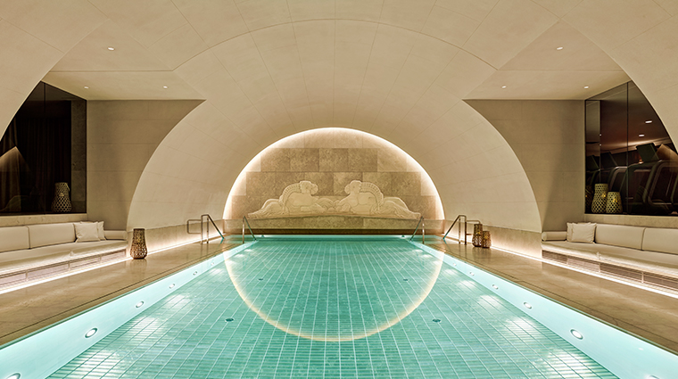 park hyatt vienna Arany Spa Swimming pool